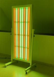 zielone światło lampy